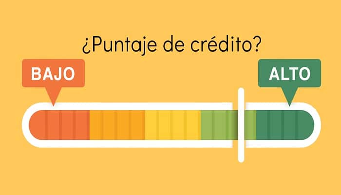 puntaje crediticio